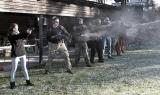 Firemní střelecké akce - teambulding