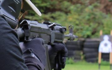 Pokročilý kurz Útočná puška Pu-2