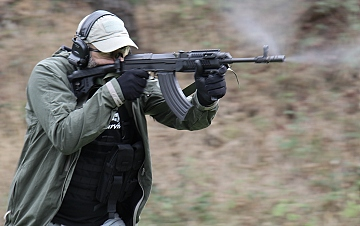 Pronájem střelnice pro jednotlivce a skupiny